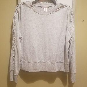 Victoria's secret crop sweater